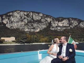 Le nozze di Felicitas e Manuel