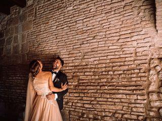 Le nozze di Valentina e Gianmarco