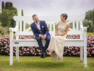 le nozze di Marta e Tony