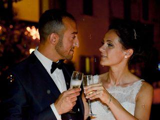 Le nozze di Giulia e Angelo