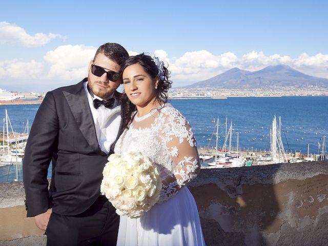 le nozze di Valentina e Giosuè