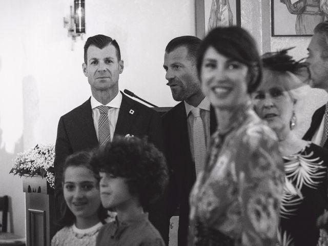 Il matrimonio di Fabio e Valentina a Fagnano Olona, Varese 9