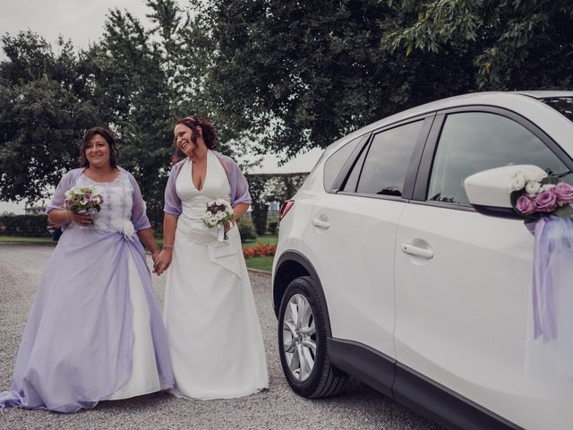 Il matrimonio di Sofia e Dorothea a Osio Sotto, Bergamo 44