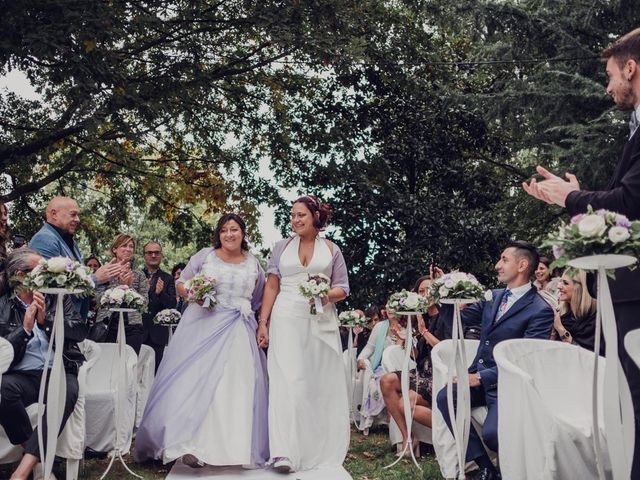 Il matrimonio di Sofia e Dorothea a Osio Sotto, Bergamo 48