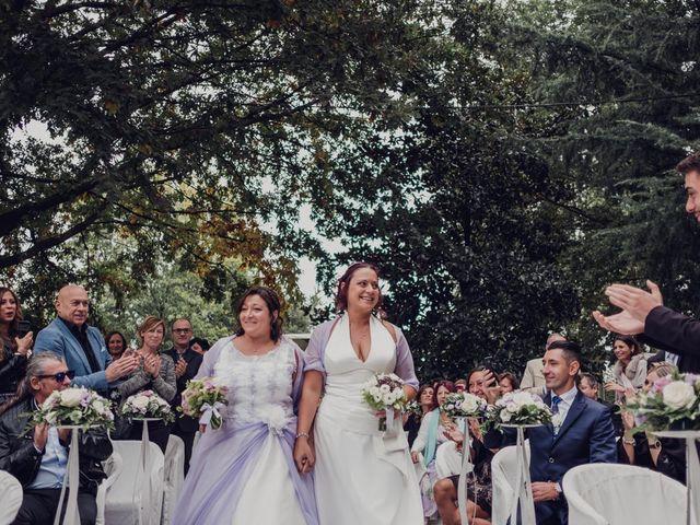 Il matrimonio di Sofia e Dorothea a Osio Sotto, Bergamo 49