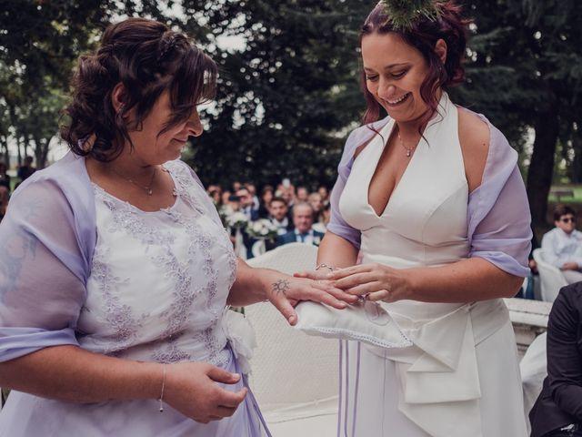 Il matrimonio di Sofia e Dorothea a Osio Sotto, Bergamo 55