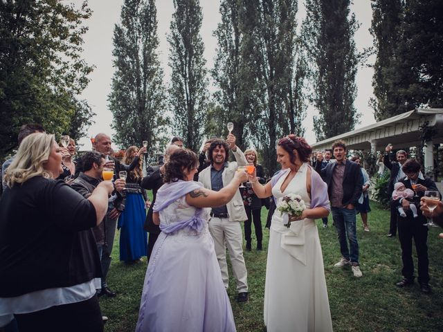 Il matrimonio di Sofia e Dorothea a Osio Sotto, Bergamo 67
