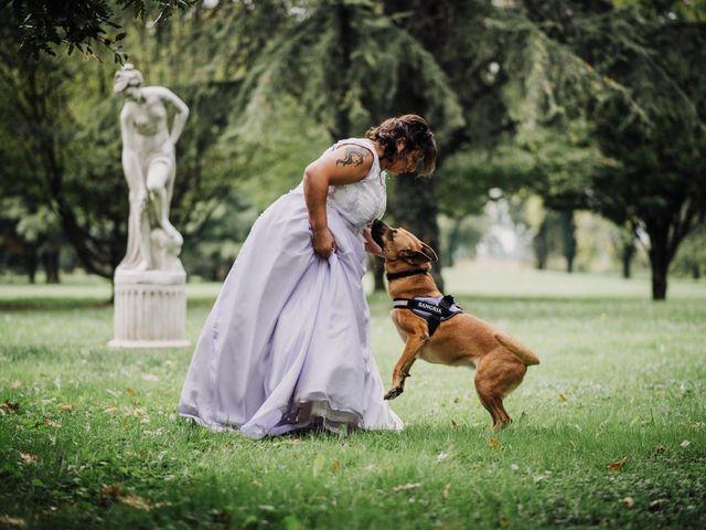Il matrimonio di Sofia e Dorothea a Osio Sotto, Bergamo 75