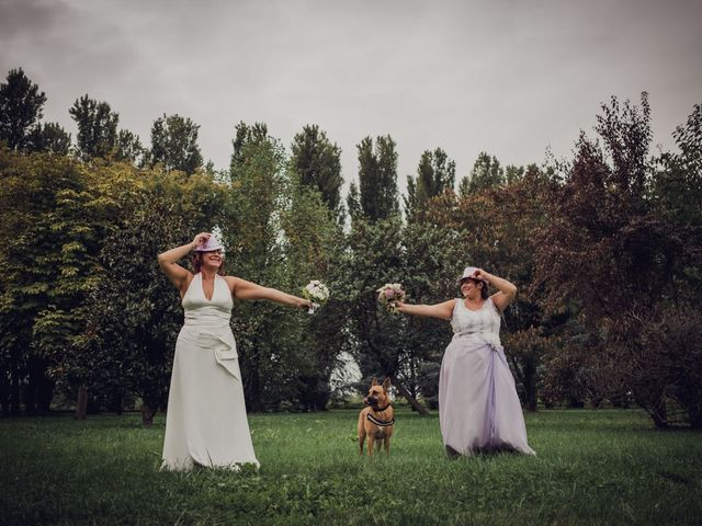 Il matrimonio di Sofia e Dorothea a Osio Sotto, Bergamo 83