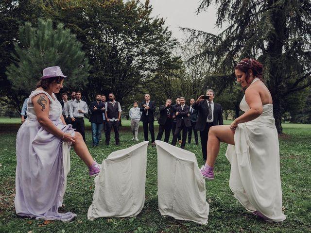 Il matrimonio di Sofia e Dorothea a Osio Sotto, Bergamo 90