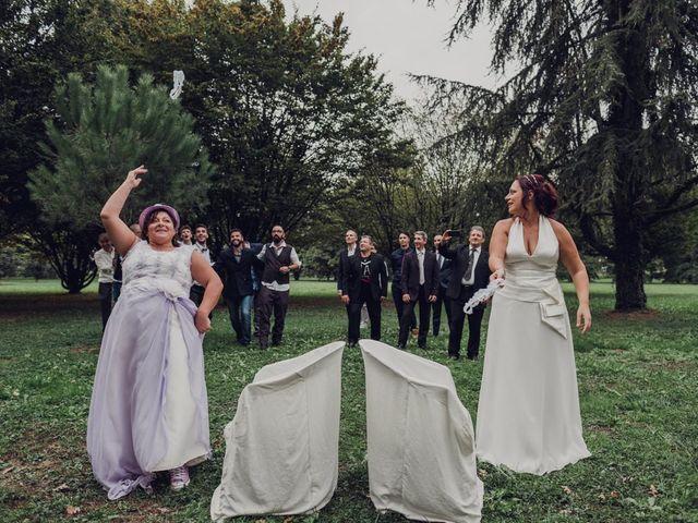 Il matrimonio di Sofia e Dorothea a Osio Sotto, Bergamo 91