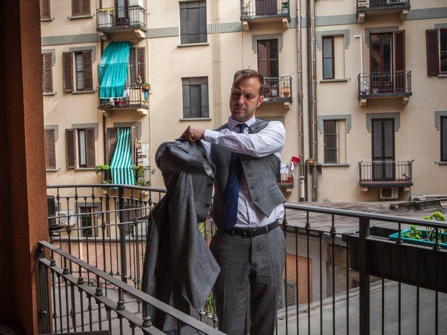 Il matrimonio di Henk e Caterina a Milano, Milano 5