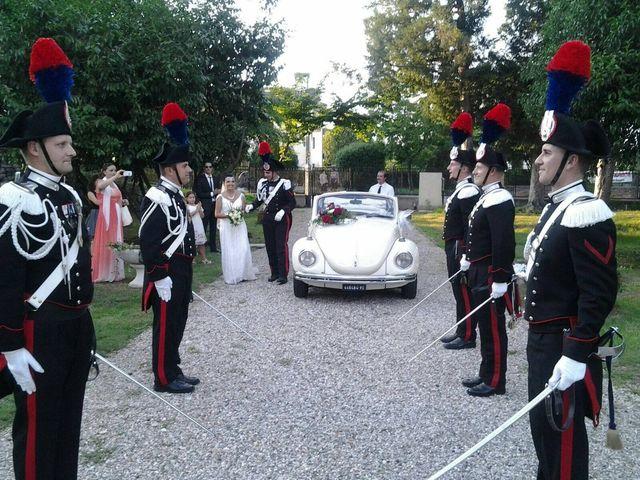 Il matrimonio di Roberta e Biagio a Trevignano, Treviso 16