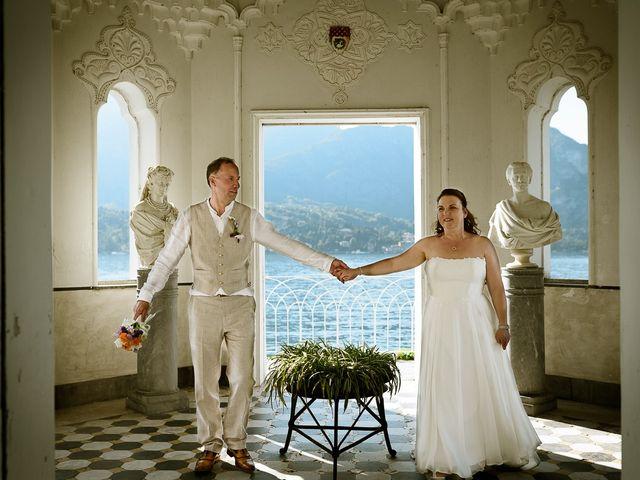 Le nozze di Carole e David