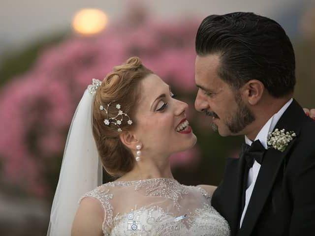 """Il matrimonio di Emanuela """"Jolie Rouge"""" e Roberto """"Bob"""" a Monreale, Palermo 10"""