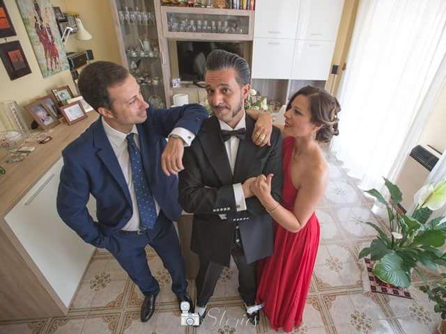 """Il matrimonio di Emanuela """"Jolie Rouge"""" e Roberto """"Bob"""" a Monreale, Palermo 13"""