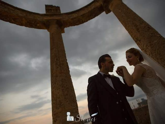 """Il matrimonio di Emanuela """"Jolie Rouge"""" e Roberto """"Bob"""" a Monreale, Palermo 14"""
