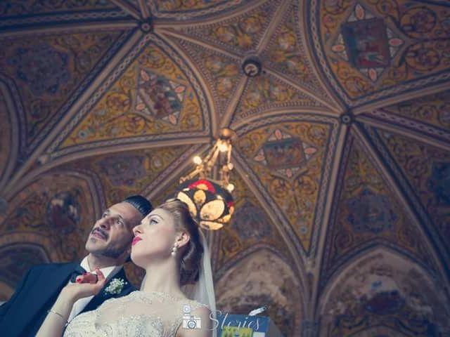 """Il matrimonio di Emanuela """"Jolie Rouge"""" e Roberto """"Bob"""" a Monreale, Palermo 15"""