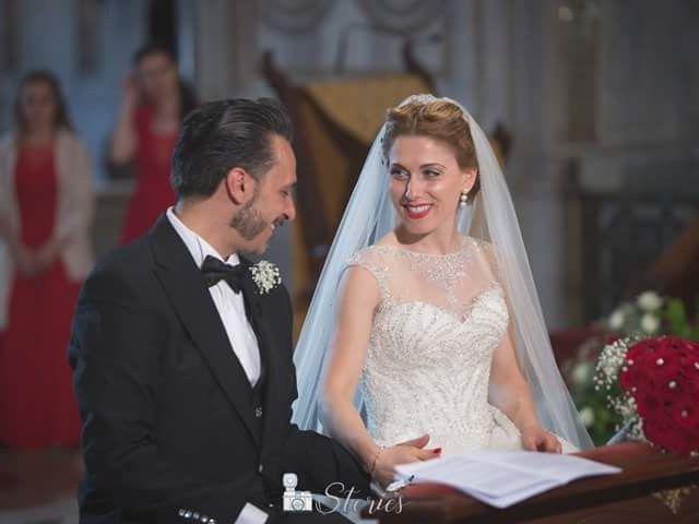 """Il matrimonio di Emanuela """"Jolie Rouge"""" e Roberto """"Bob"""" a Monreale, Palermo 17"""