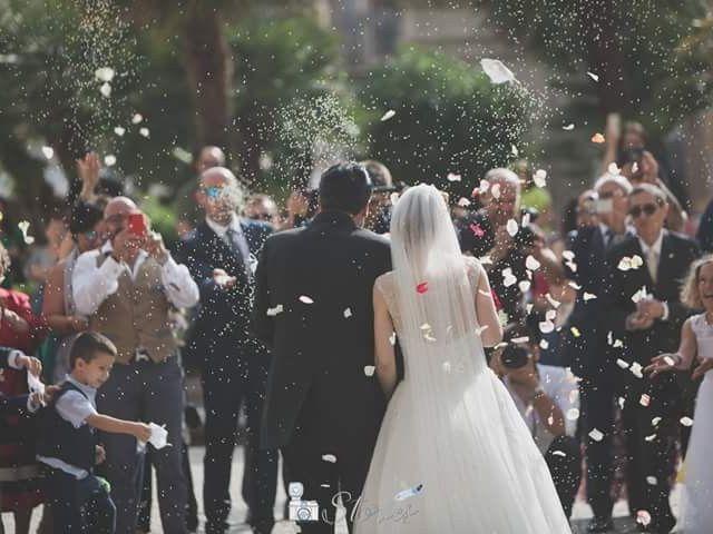 """Il matrimonio di Emanuela """"Jolie Rouge"""" e Roberto """"Bob"""" a Monreale, Palermo 20"""