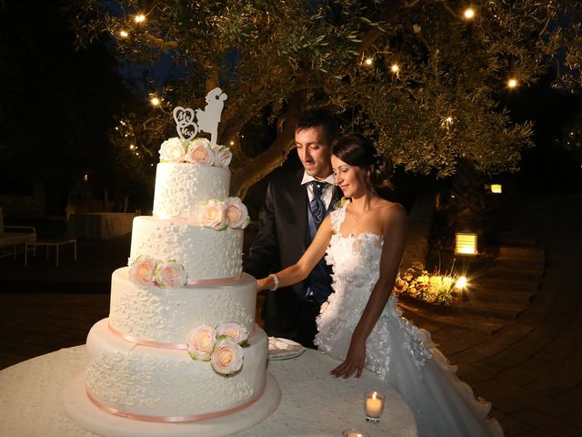 Le nozze di Ilaria e Gianluca