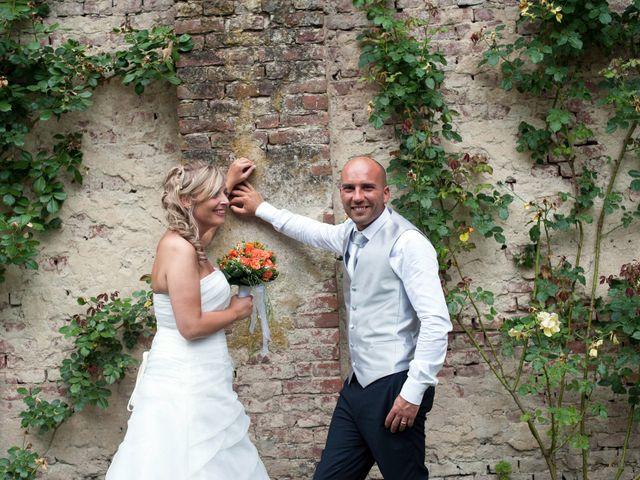 Il matrimonio di Marco e Silvia a Racconigi, Cuneo 1