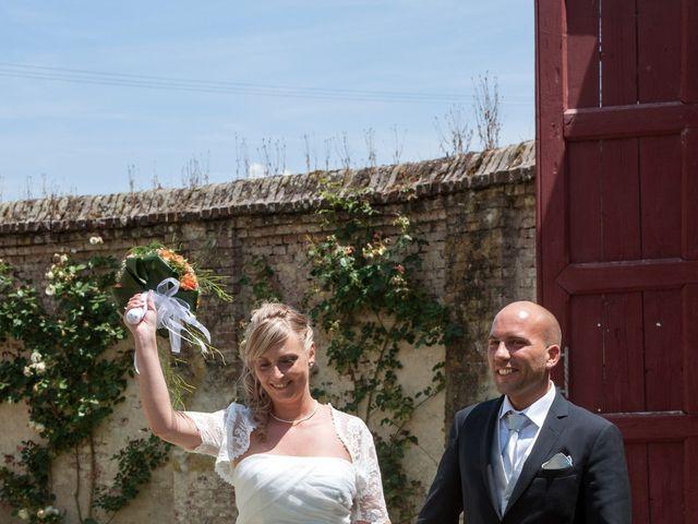 Il matrimonio di Marco e Silvia a Racconigi, Cuneo 8