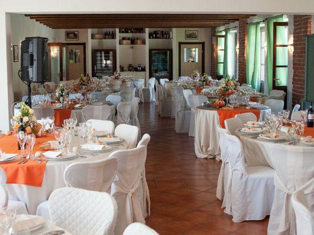 Il matrimonio di Marco e Silvia a Racconigi, Cuneo 10