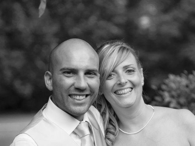 Il matrimonio di Marco e Silvia a Racconigi, Cuneo 11