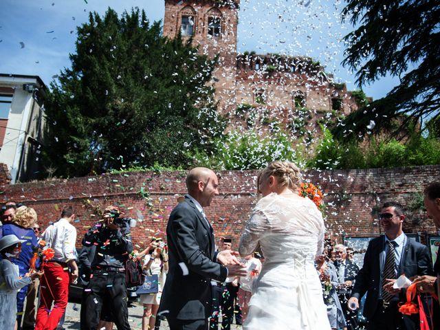 Il matrimonio di Marco e Silvia a Racconigi, Cuneo 12