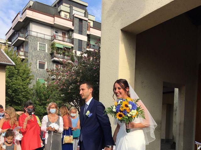 Il matrimonio di Federico e Denise a San Donato Milanese, Milano 4