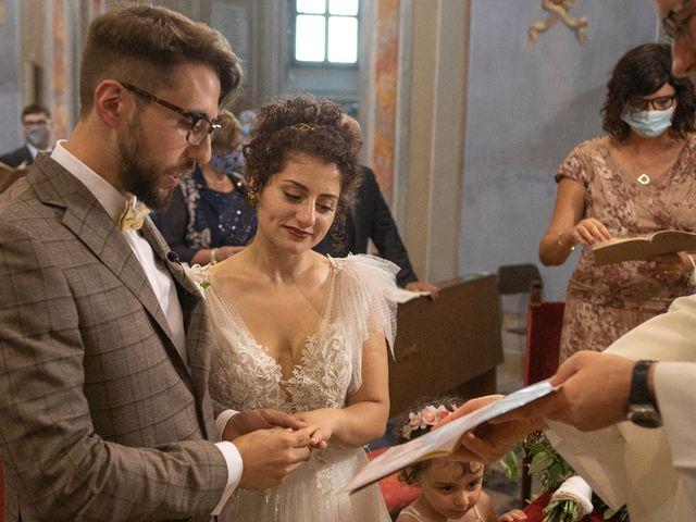 Il matrimonio di Dario e Caterina a Centallo, Cuneo 15