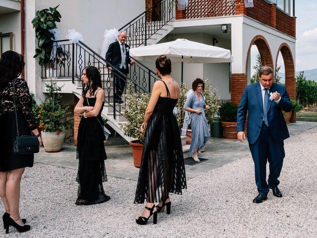 Il matrimonio di Giancarlo e Chiara a Cortona, Arezzo 13