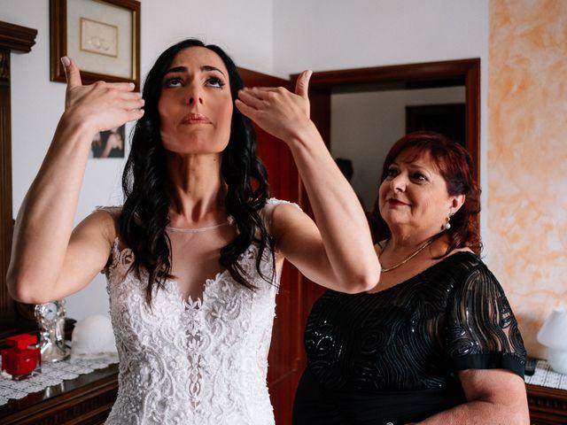 Il matrimonio di Giancarlo e Chiara a Cortona, Arezzo 14