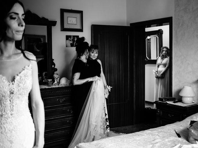 Il matrimonio di Giancarlo e Chiara a Cortona, Arezzo 16