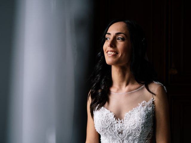 Il matrimonio di Giancarlo e Chiara a Cortona, Arezzo 17