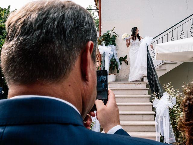 Il matrimonio di Giancarlo e Chiara a Cortona, Arezzo 18