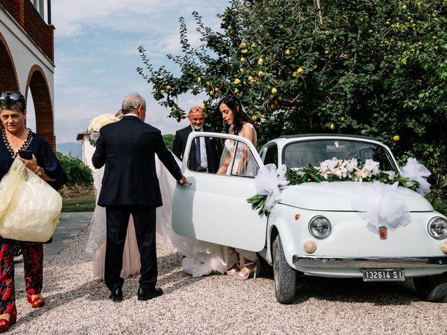 Il matrimonio di Giancarlo e Chiara a Cortona, Arezzo 19