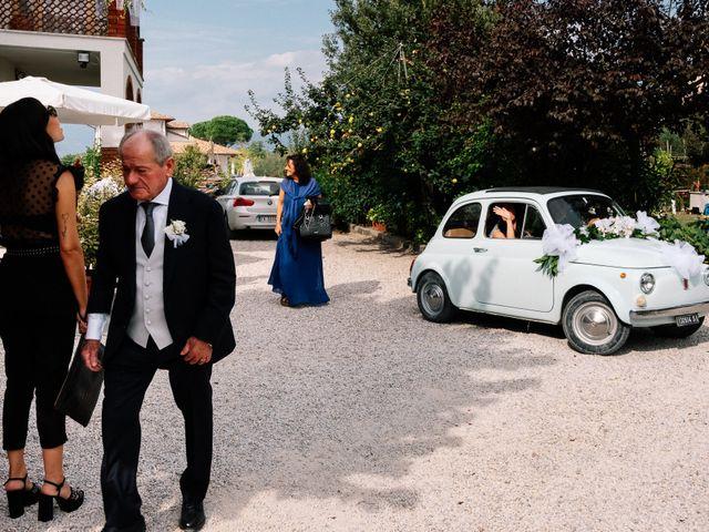 Il matrimonio di Giancarlo e Chiara a Cortona, Arezzo 20