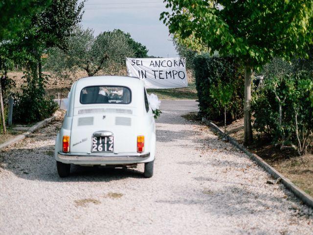 Il matrimonio di Giancarlo e Chiara a Cortona, Arezzo 21