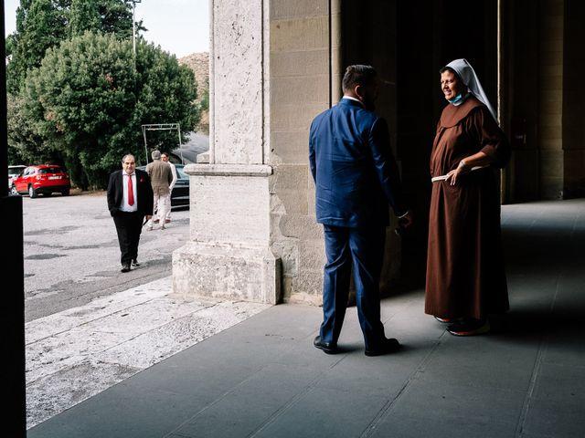 Il matrimonio di Giancarlo e Chiara a Cortona, Arezzo 22