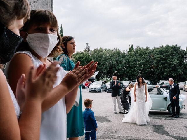 Il matrimonio di Giancarlo e Chiara a Cortona, Arezzo 24