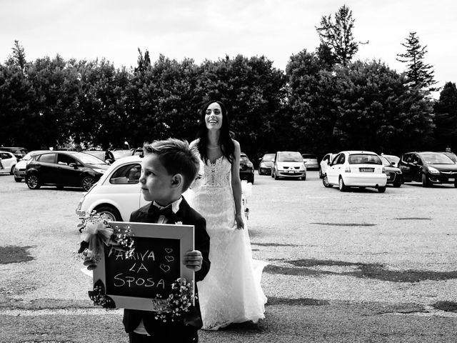 Il matrimonio di Giancarlo e Chiara a Cortona, Arezzo 25