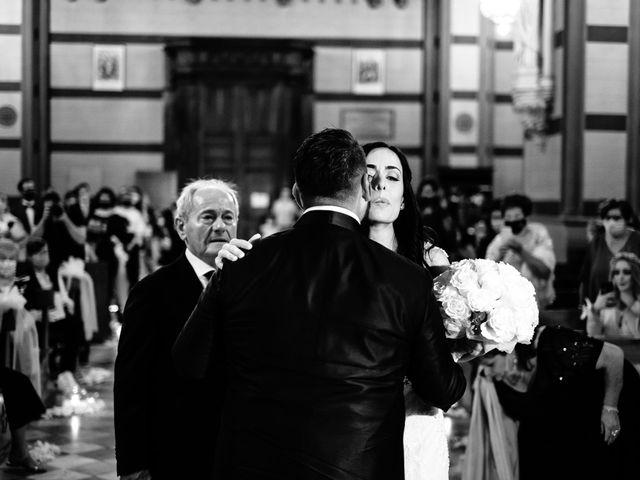 Il matrimonio di Giancarlo e Chiara a Cortona, Arezzo 26