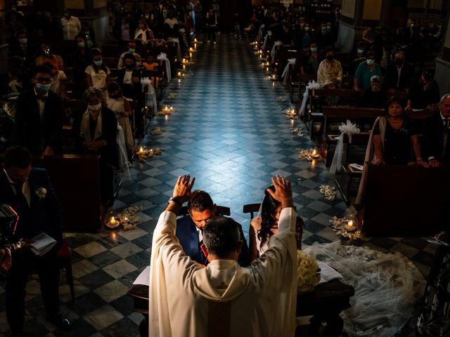 Il matrimonio di Giancarlo e Chiara a Cortona, Arezzo 29