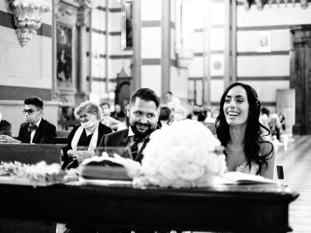 Il matrimonio di Giancarlo e Chiara a Cortona, Arezzo 30