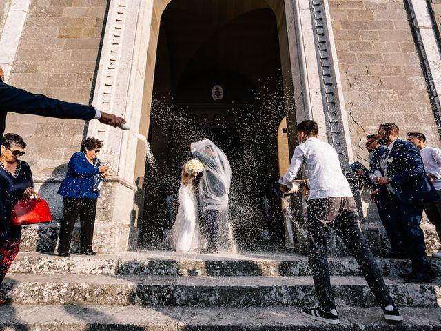 Il matrimonio di Giancarlo e Chiara a Cortona, Arezzo 33