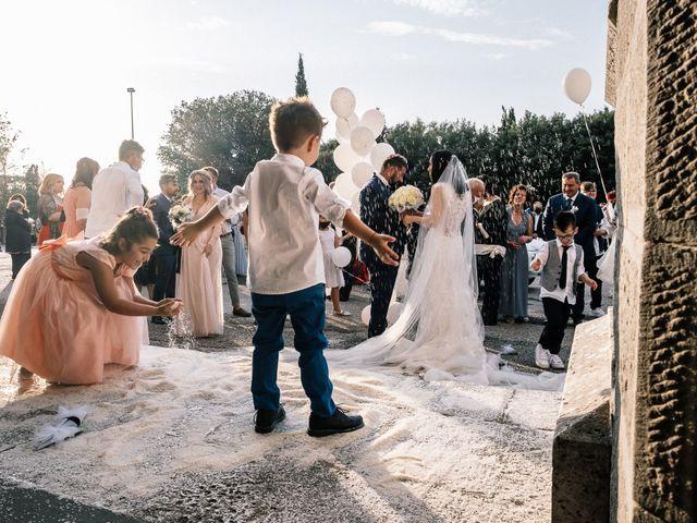 Il matrimonio di Giancarlo e Chiara a Cortona, Arezzo 34