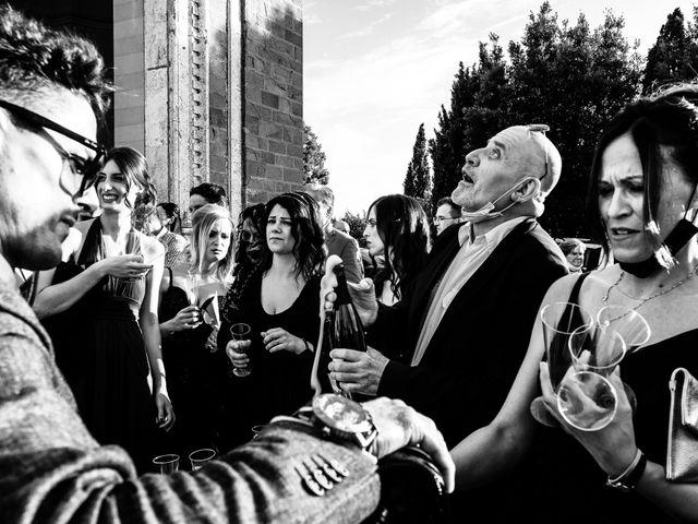Il matrimonio di Giancarlo e Chiara a Cortona, Arezzo 35