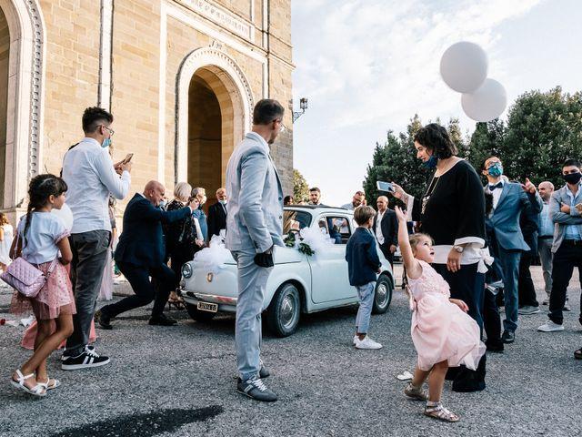 Il matrimonio di Giancarlo e Chiara a Cortona, Arezzo 36
